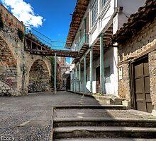 A lado del Puente Roto by alanbrito
