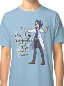 Hon Hon Baguette Eiffel Tower Classic T-Shirt