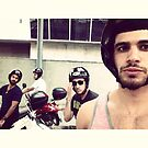 Mopeds in Barcelona by omhafez