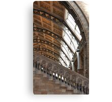Stairs and Arches Canvas Print