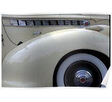 Vintage Antique Car Automobile  Poster