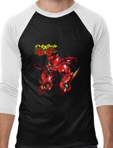 High school DxD Men's Baseball ¾ T-Shirt