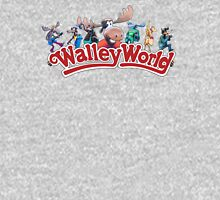 Walley World Full Character Logo Womens Fitted T-Shirt