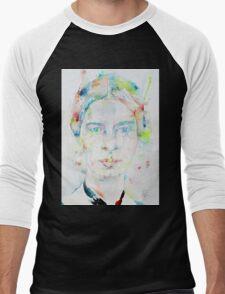 EMILY DICKINSON - watercolor portrait.2 T-Shirt