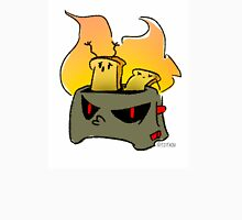 Evil toaster Unisex T-Shirt