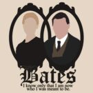 Mr & Mrs Bates by ChristieRose