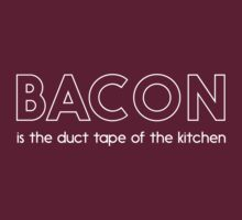 Bacon is the duct tape of food by artack