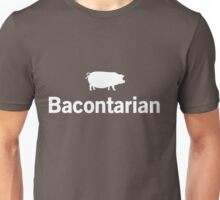 Bacontarian Unisex T-Shirt