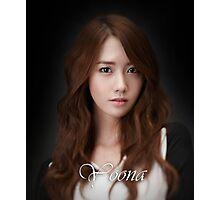 YOONA SNSD Photographic Print