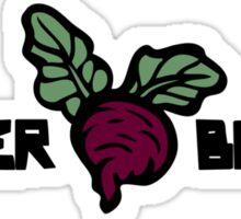Master Beeter Sticker