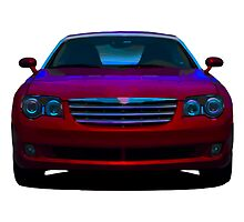 2008 Chrysler Crossfire sports car by boogeyman