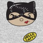 Hello Catty by Paulychilds