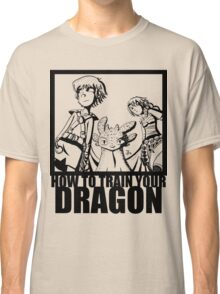 How to Train Your Dragon --Epic Angle  Classic T-Shirt