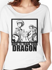 How to Train Your Dragon --Epic Angle  Women's Relaxed Fit T-Shirt