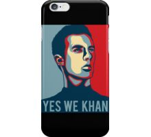 Yes we Khan iPhone Case/Skin