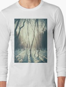 Peaceful Forrest Long Sleeve T-Shirt