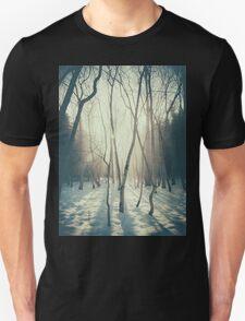 Peaceful Forrest Unisex T-Shirt