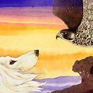 Wild Wings of Danger by Jezhawk