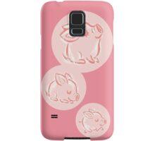 Pink Piggy Samsung Galaxy Case/Skin