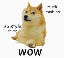 Doge shirt, wow T-Shirt