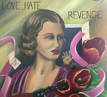 Love, Hate, Revenge - Twisted Pulp edition #118 by melodywain
