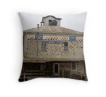 Kiel Mill 1888 Throw Pillow