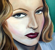 Bacall by melodywain