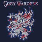 Grey Wardens by Rhaenys