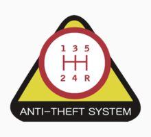 Anti-Theft System (Pattern 1) (light) by ShopGirl91706