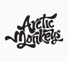 Arctic Monkeys Logo by SusannaFM