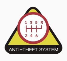 Anti-Theft System (Pattern 4) (light) by ShopGirl91706