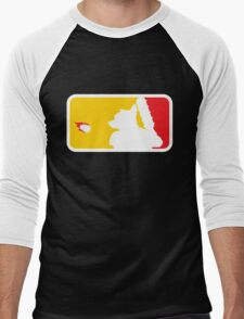 Major League Whack-Bat Men's Baseball ¾ T-Shirt