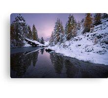 Winter Reverie Canvas Print