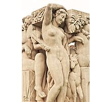 Sculptures In The Jardins Du Trocadero - 2 © Photographic Print