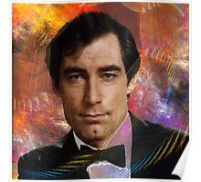 Bond, James Bond 4 (Square Version) - By John Robert Beck Poster