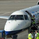 Happy Landings - Edinburgh Airport by BlueMoonRose