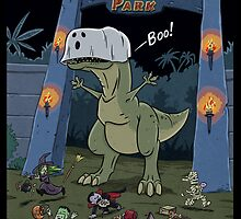 Jurassic Park Halloween by andyjhunter