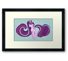 My little pony: Friendship is Magic - Starlight Glimmer Framed Print