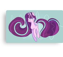 My little pony: Friendship is Magic - Starlight Glimmer Canvas Print