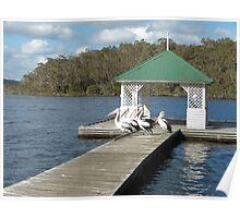 Walpole Inlet, Western Australia Poster