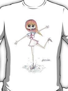 Skipping Puddles T-Shirt