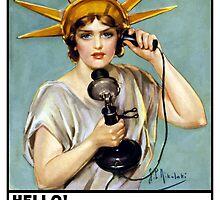 This Is Liberty Speaking -- World War I by warishellstore