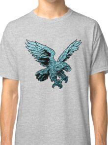 The swoop - Blue Classic T-Shirt