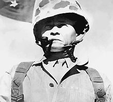"""General Lewis """"Chesty"""" Puller by warishellstore"""