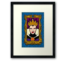 Bitches Witches One Framed Print