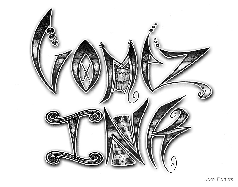 Gomez InK by Jose Gomez