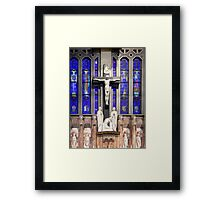 The Son of God Framed Print