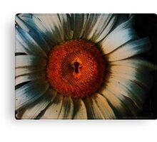 Sunflowerlock Canvas Print