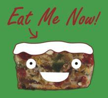 Eat Christmas Fruitcake by ArtVixen