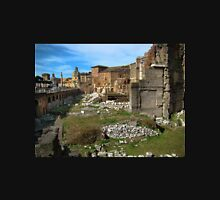 Ruins In Rome Italy Unisex T-Shirt